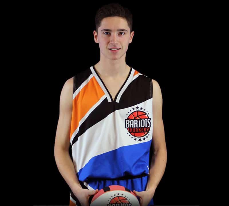 Hugo basket acrobatique