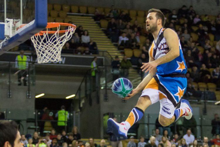 Barjots BBL basketball