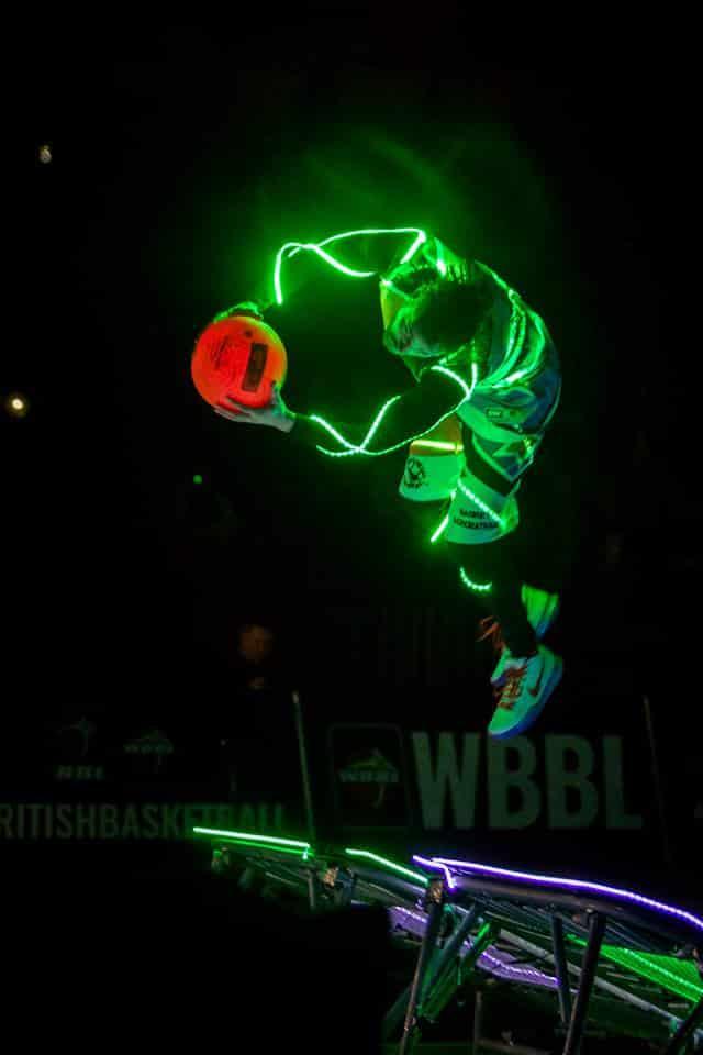 barjots dunkers BBL LED