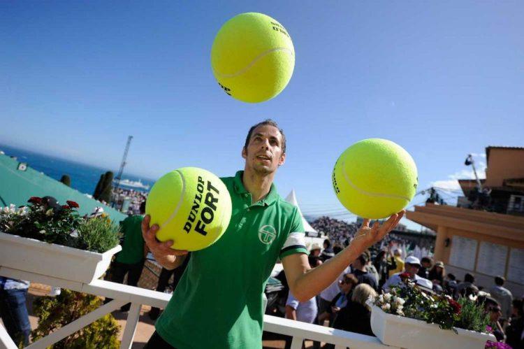 Tennis Artistique Barjots production