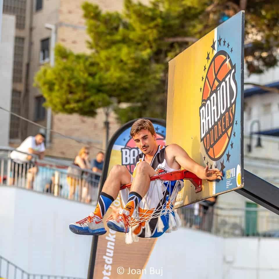 Barjots dunkers Baloncesto Acrobatico FEB