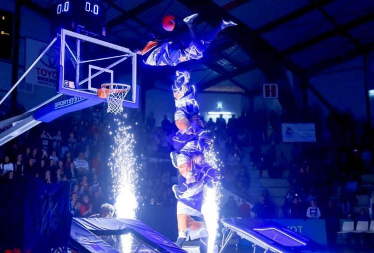 dunk led show barjots dunkers
