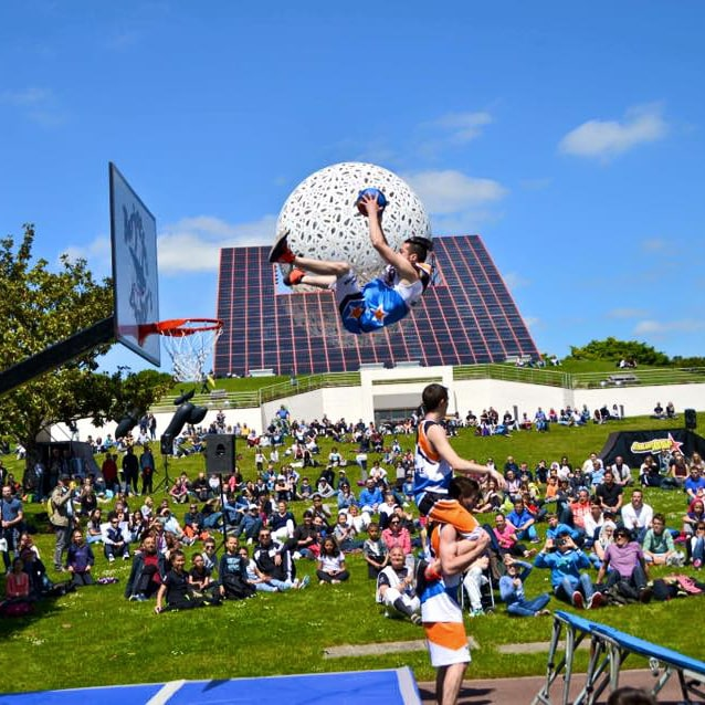 salto smash futuroscope