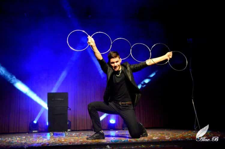 barjots production magicien