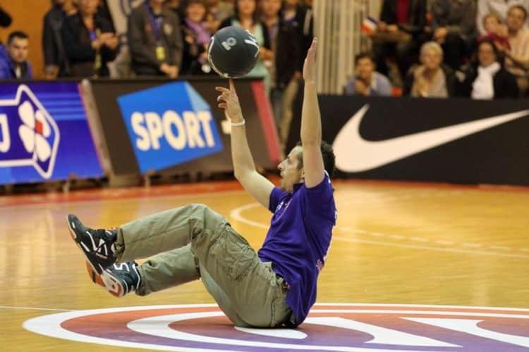 Basket artistique Barjots production