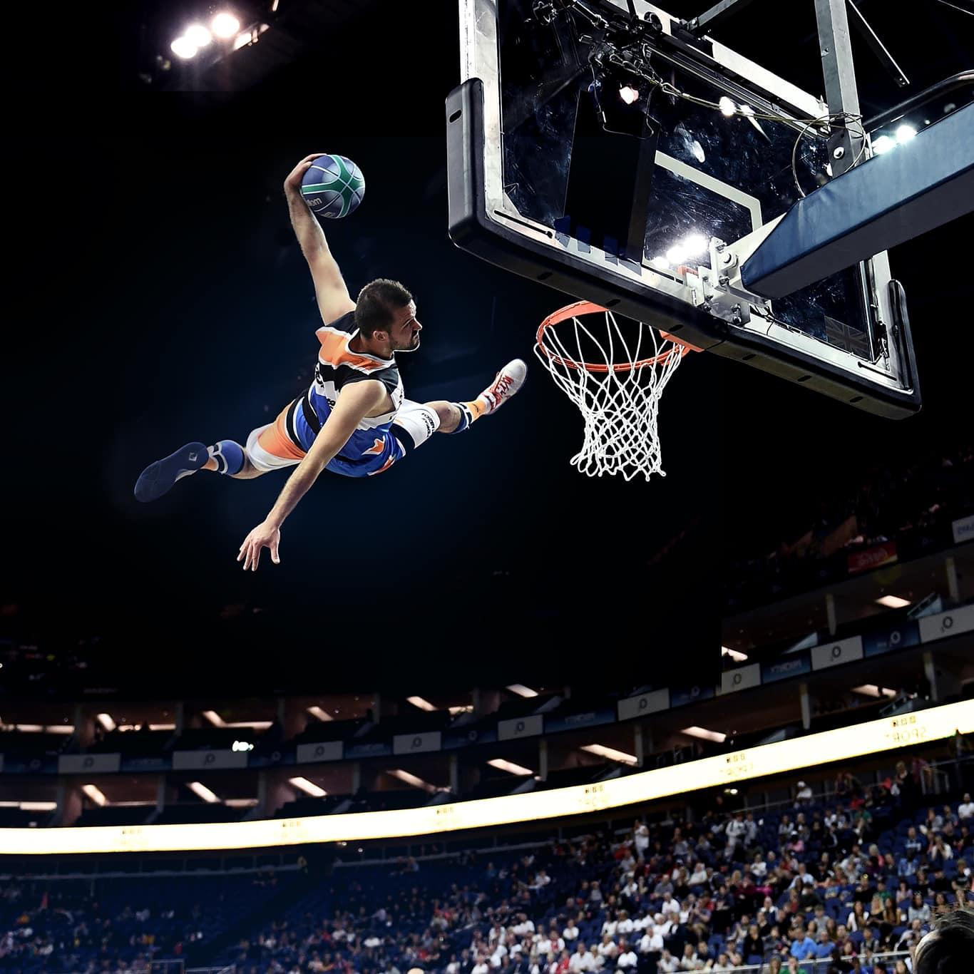 British basketball league barjots dunkers