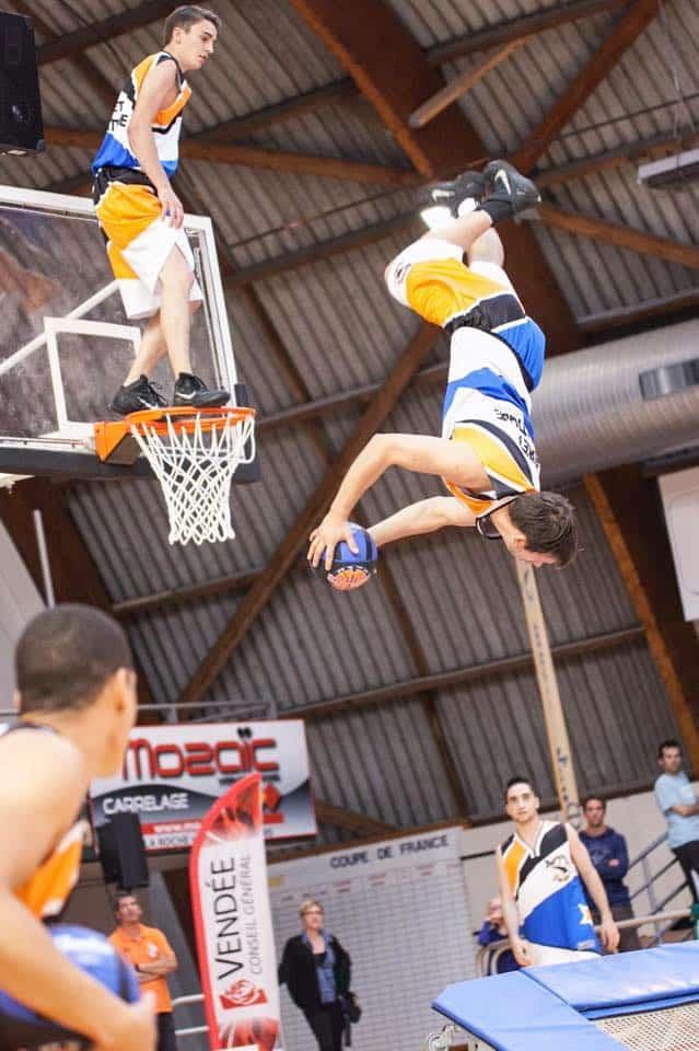 tournoi jeune basket acro