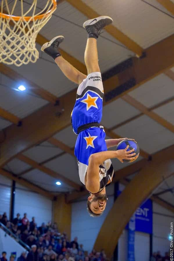 CEP lorient NM1 basket acrobatique