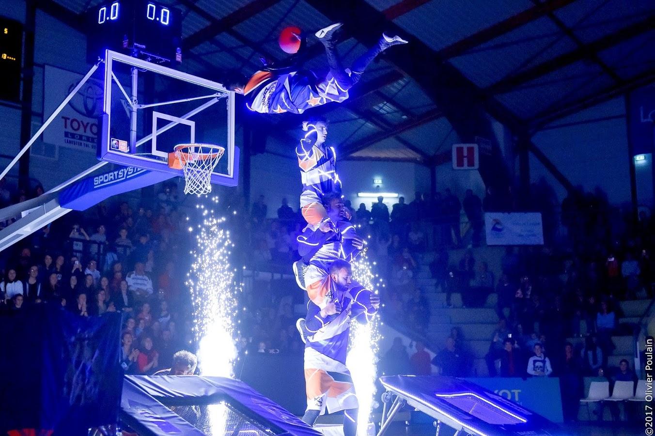 CEP lorient NM1 barjots dunkers dunk