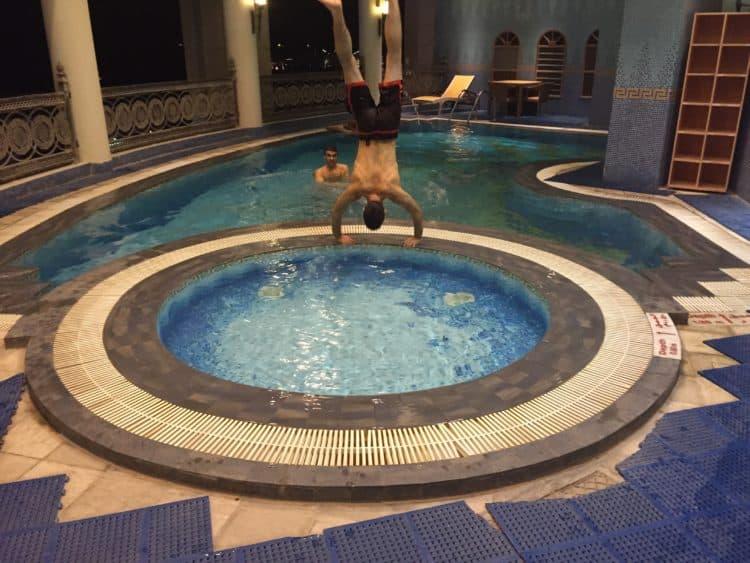 Urban barjots dunkers acrobatique Xtreme