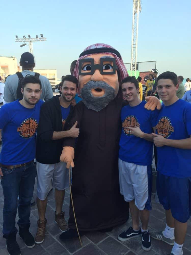 barjots dunkers qatar doha