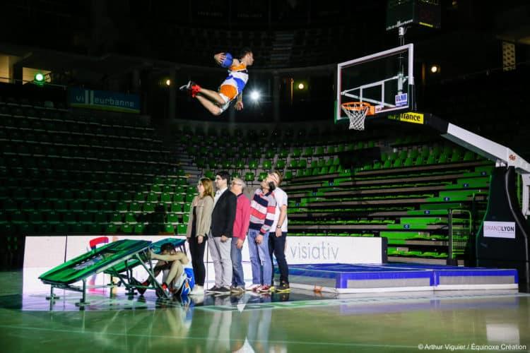 asvel dunk show