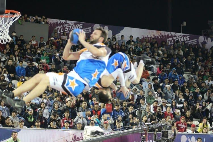 basket acro barjots qatar