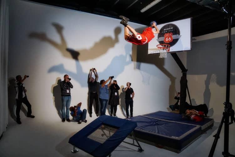 dunk studio photo sony