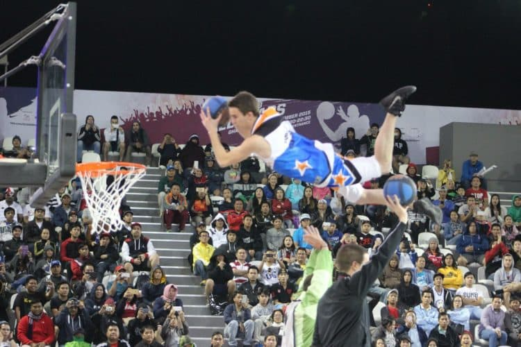 dunk in doha