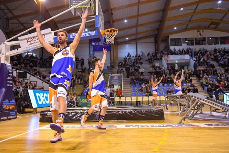 Barjots dunkers à Lorient