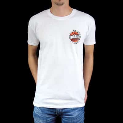 T shirt sport Barjots dunkers