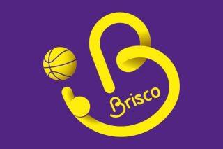 Brisco avec les Barjots dunkers Freestyle basket