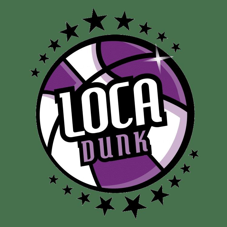 Loca dunk Nouveau Logo basket acrobatique