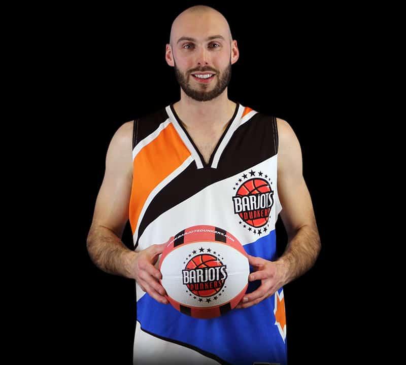 ludo basket acrobatique