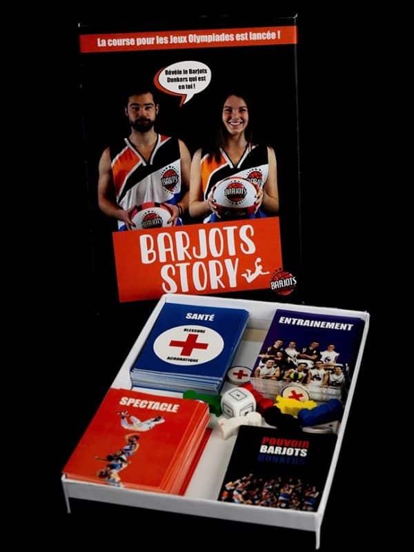 Barjots Story